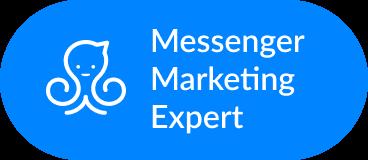 logo messenger marketing expert